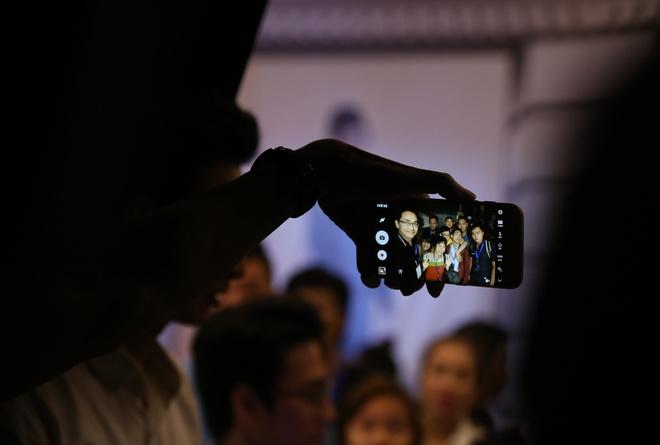 Samsung lan dau tien mang Galaxy Studio den Ha Noi hinh anh 7