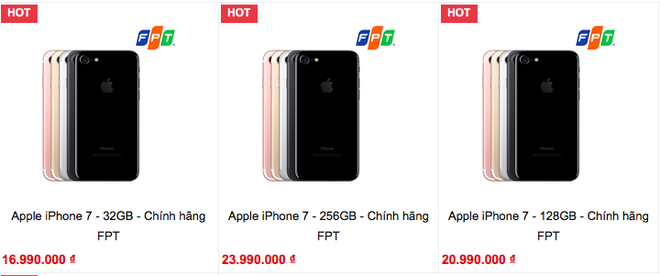 iPhone 7 chinh hang ban duoi gia de xuat 2 trieu dong hinh anh 1