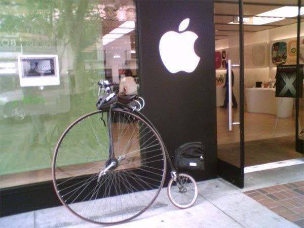 Nhung hinh anh hai huoc chi co tai Apple Store hinh anh 10