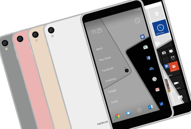 Xac nhan dien thoai Nokia chay Android sap tai xuat hinh anh