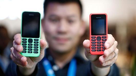 Smartphone Nokia tai xuat: Khong de hoa rong hinh anh