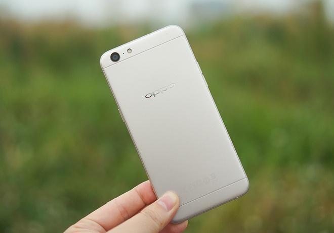 Danh gia Oppo A39: Hieu nang kha, selfie tot hinh anh 1