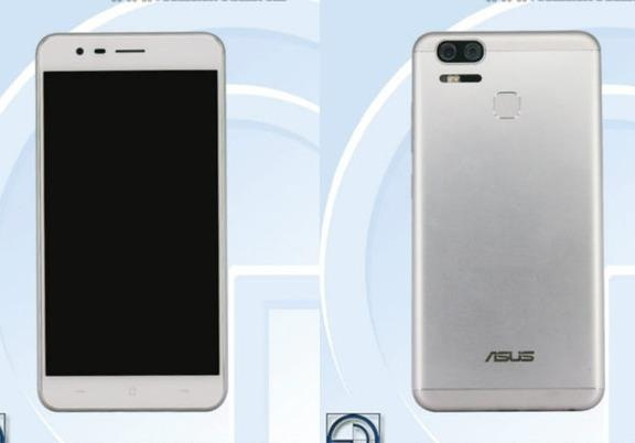 Lo anh Zenfone 3 Zoom voi camera kep giong iPhone 7 Plus hinh anh