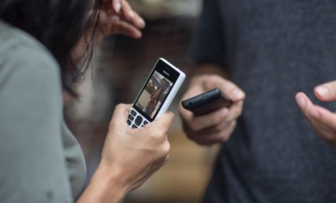 De cuc gach Nokia dau tien ra mat duoi trieu dai moi hinh anh
