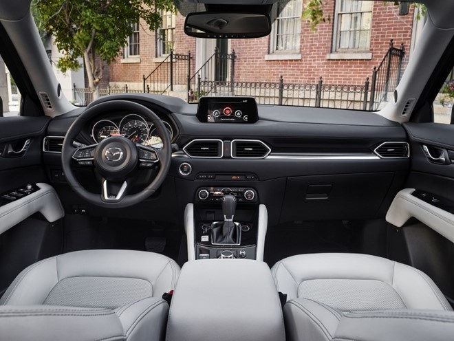 Gia Mazda CX-5 2017 anh 1