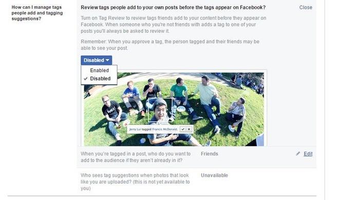 bao ve quyen rieng tu tren Facebook anh 3