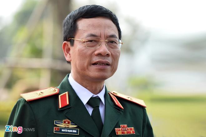 Tong giam doc Viettel: 'Ngheo cung la mot diem manh' hinh anh 1