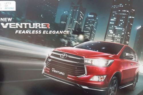 Toyota Innova sap co them ban hang sang Venturer hinh anh 1