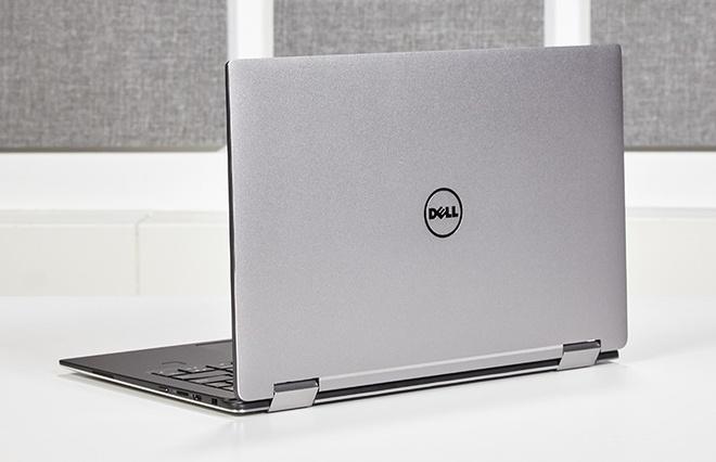 Dell XPS 13 them ban man hinh 2-trong-1 hinh anh 2