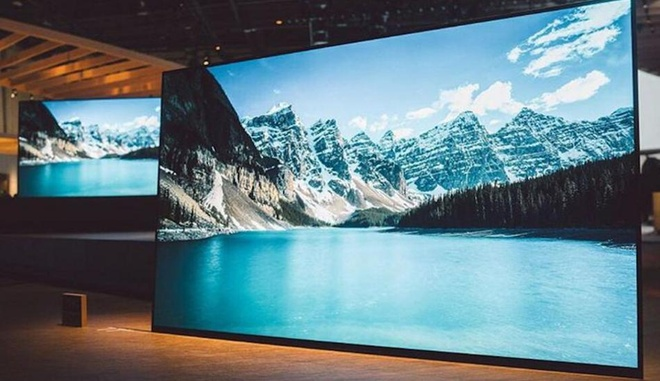 Sony ra mat TV OLED 4K anh 1