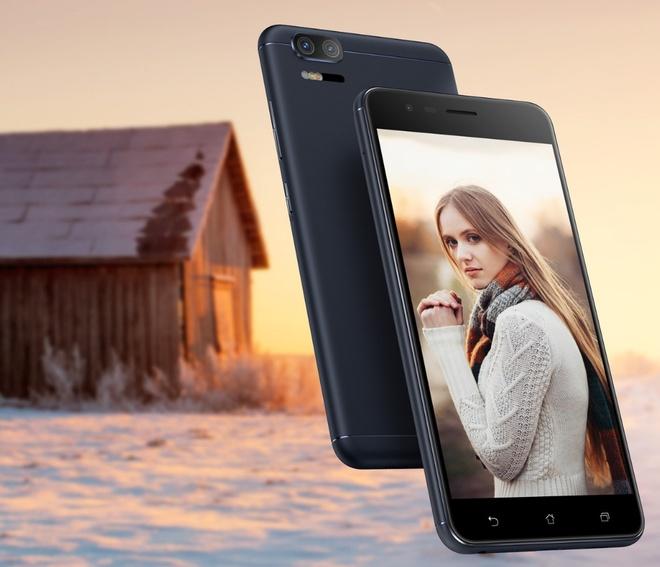 Zenfone 3 Zoom ra mat anh 2