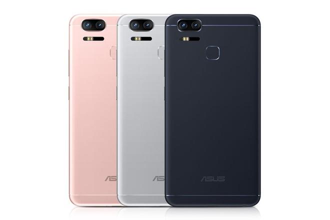 Zenfone 3 Zoom ra mat anh 1
