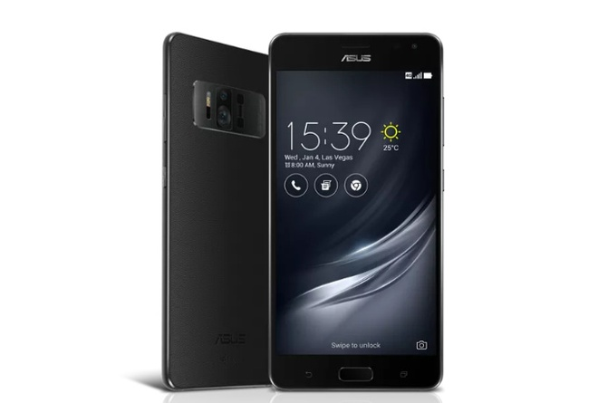 Zenfone AR ra mat voi RAM 8 GB, ho tro thuc te ao hinh anh