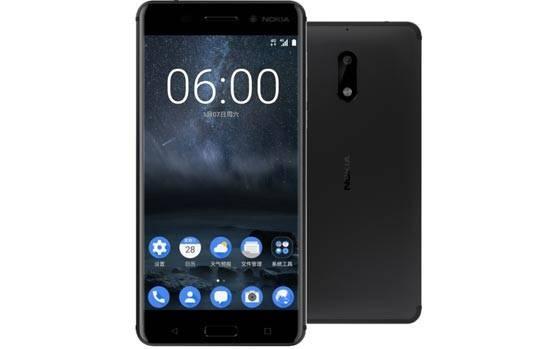 Nokia 6 ra mat anh 1