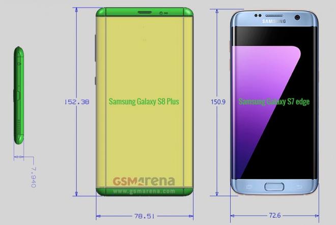 Galaxy S8 len ke thang 4, gia 849 USD hinh anh 1