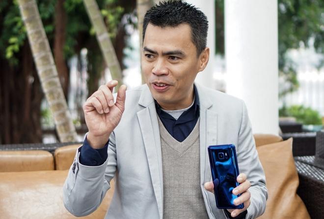 TGD HTC Viet Nam: 'Khung hoang giup chung toi nhin lai minh' hinh anh