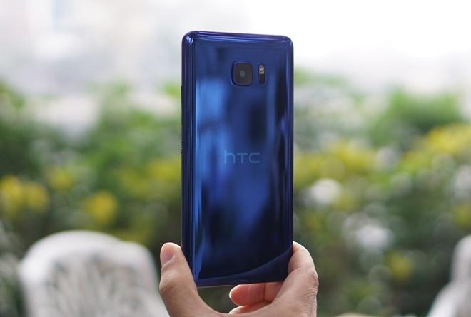 Anh thuc te HTC U Ultra anh 2