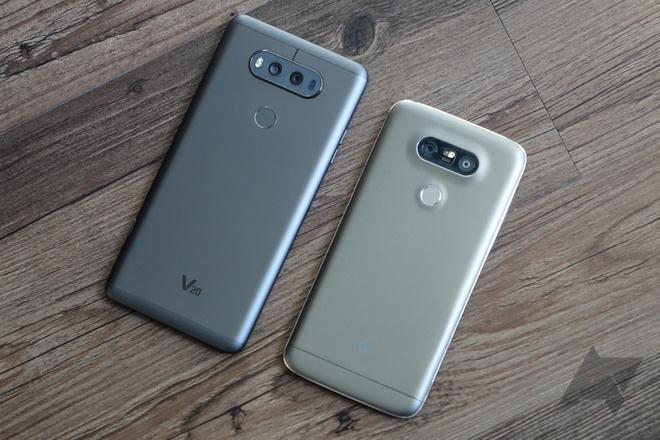 Smartphone LG sap quay lai Viet Nam hinh anh
