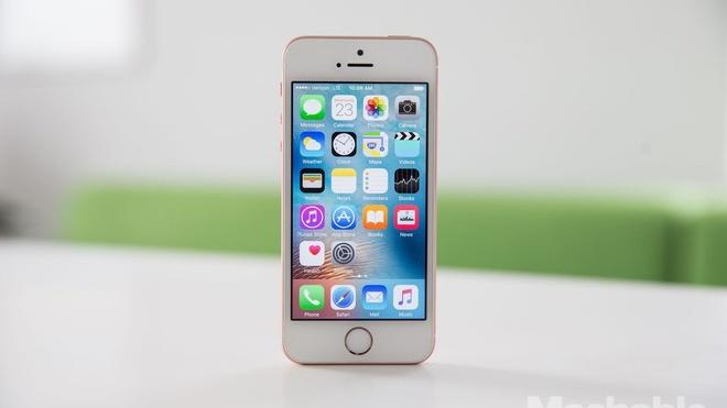 Apple san xuat iPhone SE tai An Do anh 1