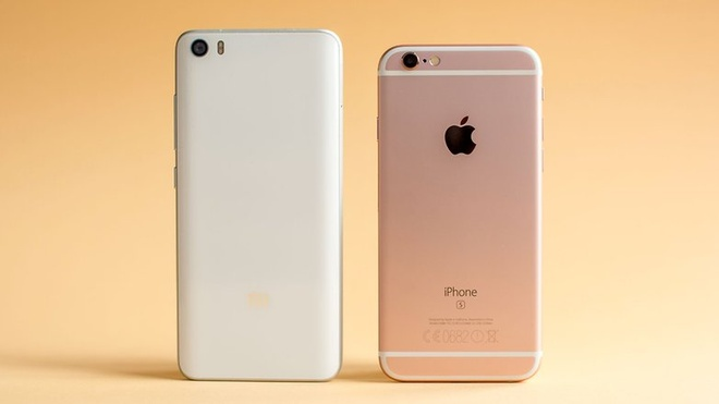 Xiaomi that thu truoc Apple tai Trung Quoc hinh anh 1