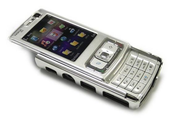 Dien thoai N-Series moi co the mang ten N95 hinh anh