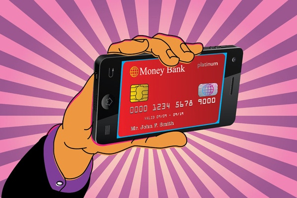 Dung smartphone thay the ATM: Giac mo thanh su that hinh anh