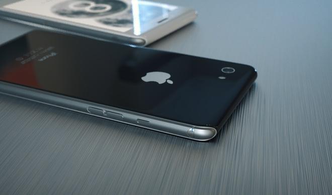iPhone 8 kich thuoc bang iPhone 7, pin bang 7 Plus hinh anh