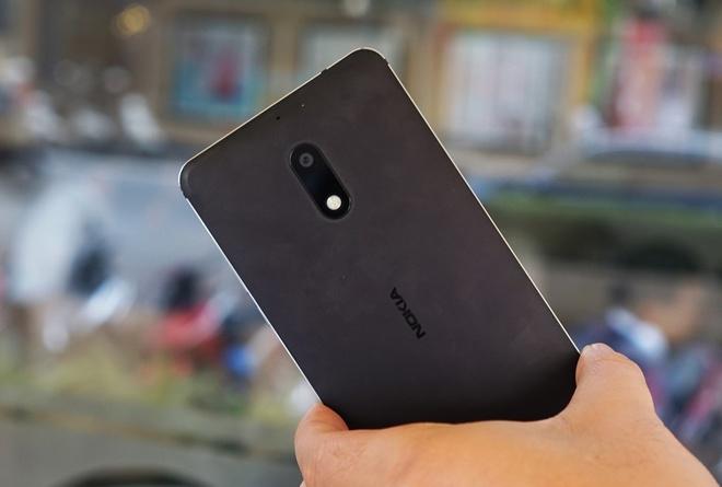 Nokia 6 ra mat tai Viet Nam cuoi thang 2 anh 1