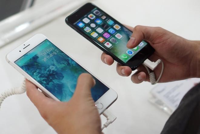 iPhone doi cao ngay cang ban chay tai Viet Nam hinh anh