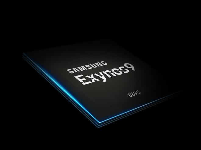 Samsung cong bo chip Exynos 9, co the dung tren Galaxy S8 hinh anh