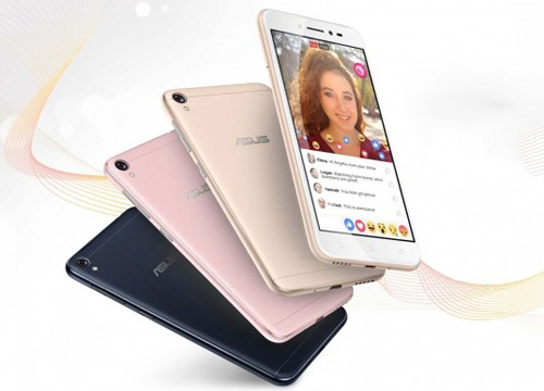 Asus tung Zenfone Live cho nguoi thich live stream hinh anh
