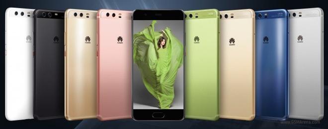 Huawei P10 ra mat anh 1