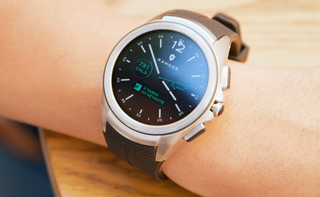 Android Wear 2.0 co gi moi? hinh anh
