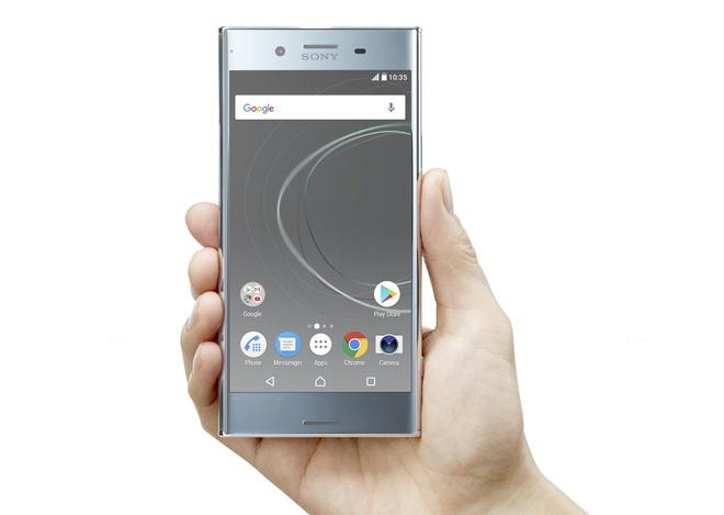 Sony ra mat Xperia XZ Premium voi man hinh 4K HDR hinh anh