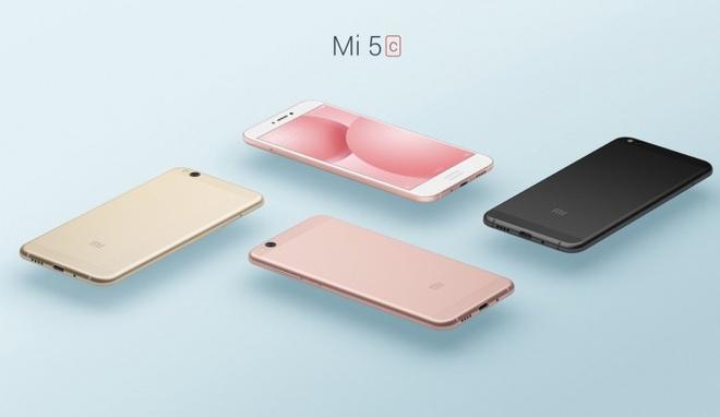 Xiaomi ra mat Mi 5c voi chip tu san xuat hinh anh 2