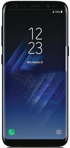 Xuat hien anh chinh thuc cua Galaxy S8? hinh anh 1