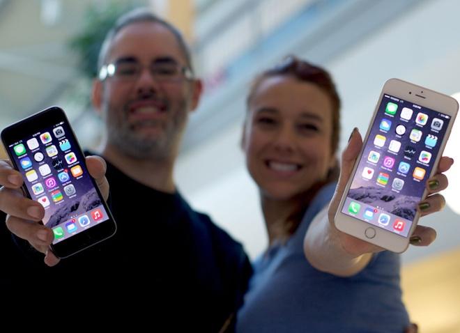 iPhone gap loi nhieu hon dien thoai Android hinh anh