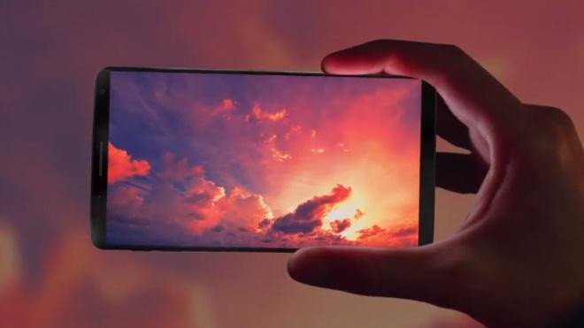 San khau MWC qua nho cho Galaxy S8 hinh anh