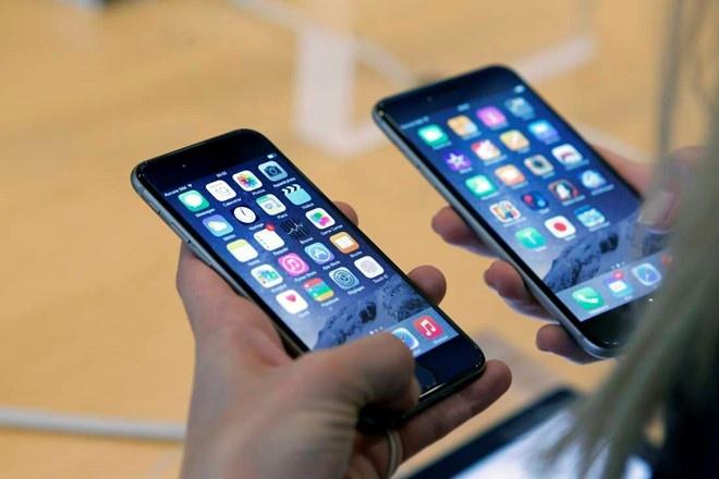 iPhone 6 Plus gia re hon iPhone 6 tai Viet Nam hinh anh