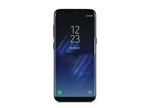 Lo ngai G6, Samsung chay quang cao S8 truoc khi ra mat hinh anh
