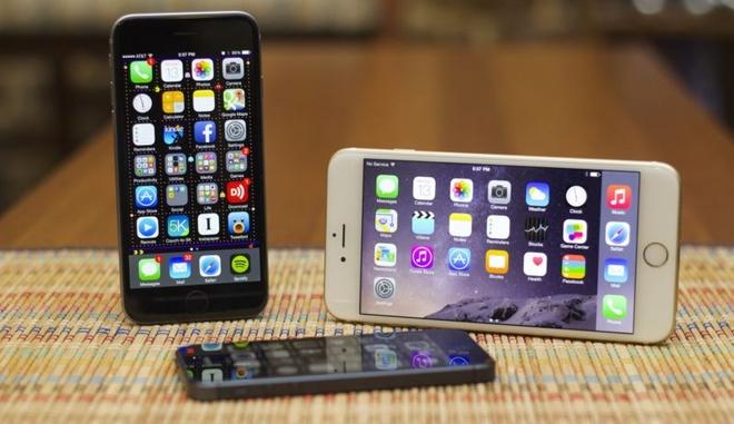 Apple co the bi phat nang vi lam gia iPhone o Nga hinh anh