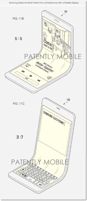 Dien thoai uon deo Samsung anh 1