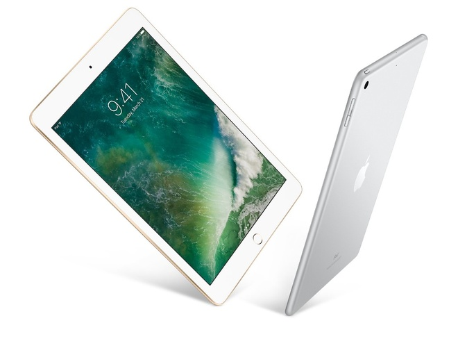 Apple ra mat iPad 9, 7 inch moi anh 2