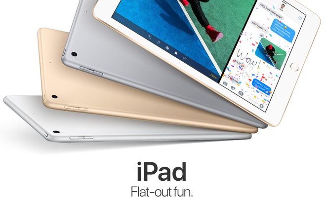 Apple ra mat iPad 9, 7 inch moi anh 4
