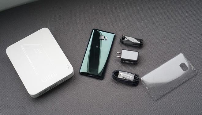 Vua len ke, HTC U Ultra da giam gia 2,5 trieu dong hinh anh