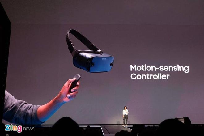 Phu kien Samsung DeX bien Galaxy S8 thanh PC hinh anh 1
