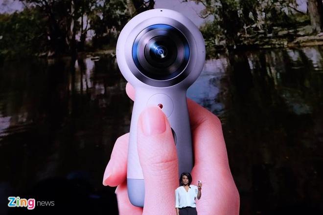 Phu kien Samsung DeX bien Galaxy S8 thanh PC hinh anh 2