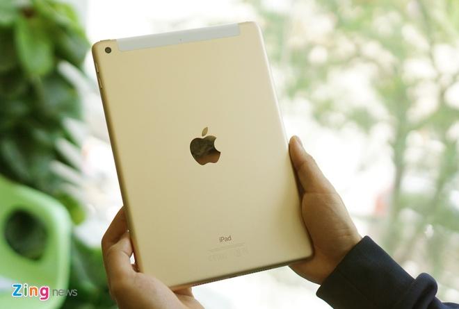 iPad 2017 ve Viet Nam voi gia gan 10 trieu dong hinh anh