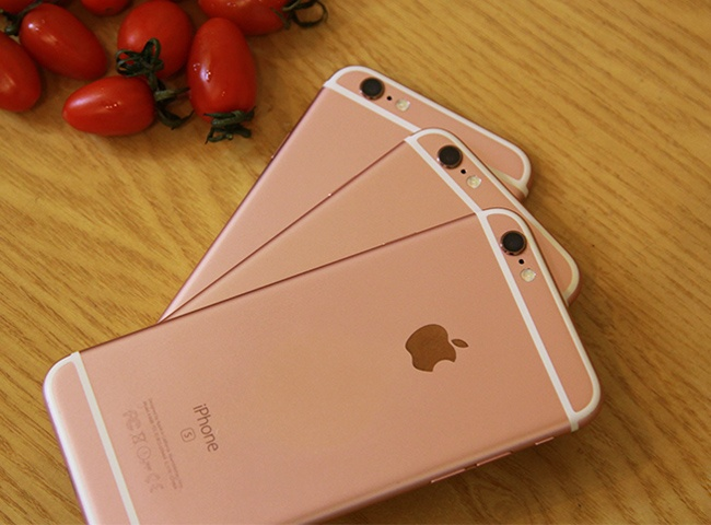 Xuat hien iPhone 6S 'nearnew' dong hop nhua tai Viet Nam hinh anh 2