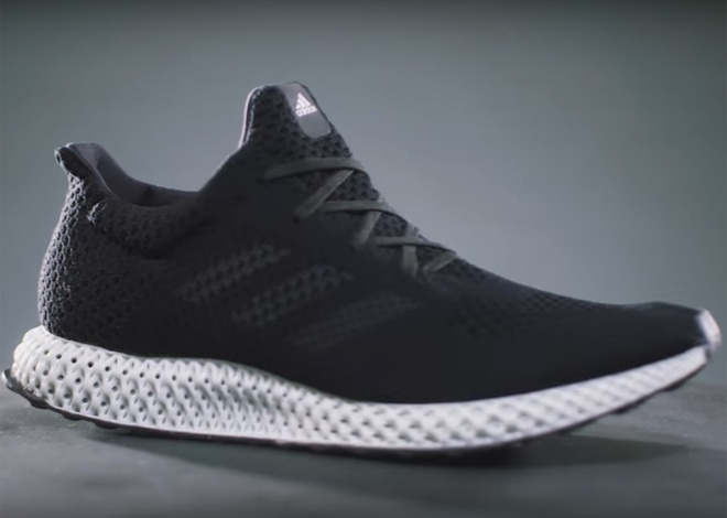 Giay in 3D cua Adidas anh 1